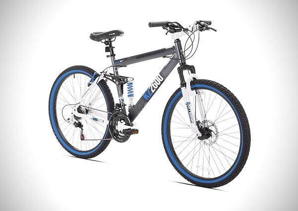 Kent Thruster KZ2600 Dual – Suspension Mountain Bike