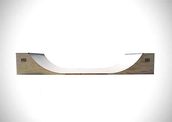 OC Ramps Halfpipe Ramp - 8ft Wide