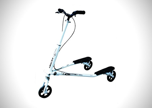 Trikke T7 Fitness Carving Scooter Convertible