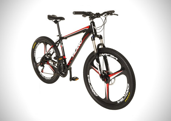 Vilano 26-Inch Frame Mountain Bike Ridge