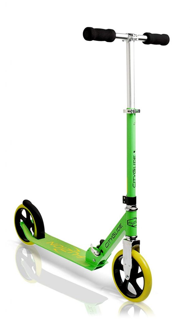 City Glide Adult Kick Scooter Review