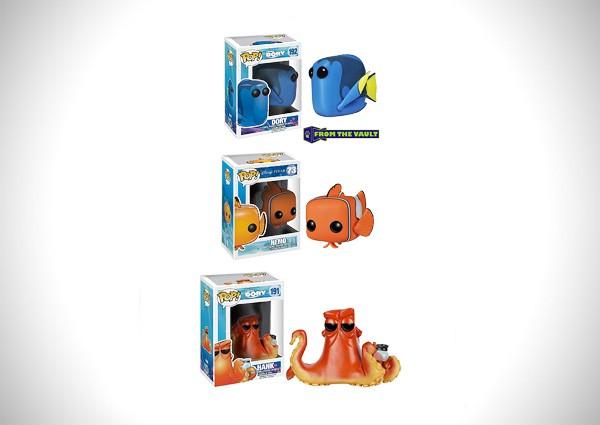 Disney Action Figure Collectors Set
