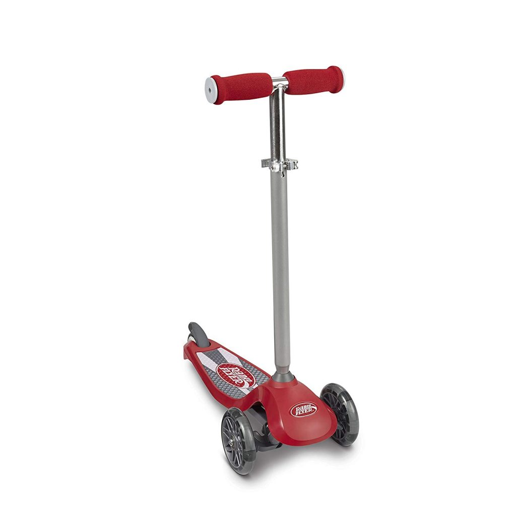 Radio Flyer Pro Glider 3-Wheel Scooter Review