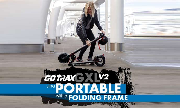 GOTRAX GXL Best Electric Scooter