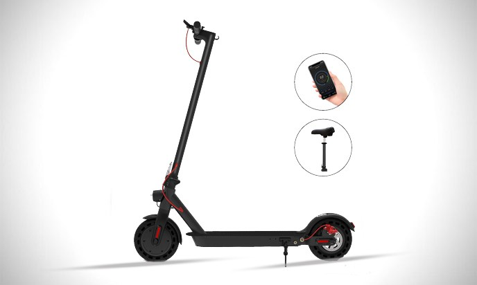 Hiboy S2 Portable Folding Commuting Electric Scooter for Adults