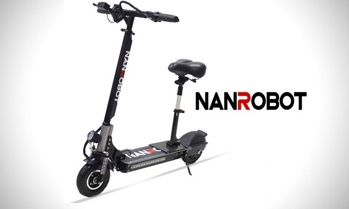NANROBOT X4 Commuting Electric Scooter