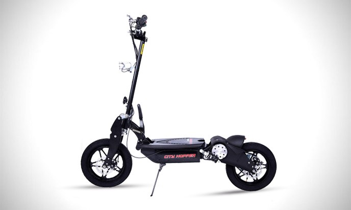 RASSINÉ City Hopper 1000W Electric Scooter