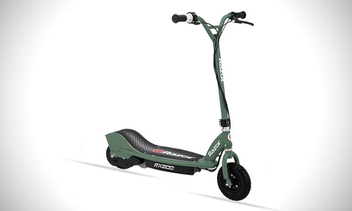 Razor RX200 2 wheel Electric Off-Road Scooter