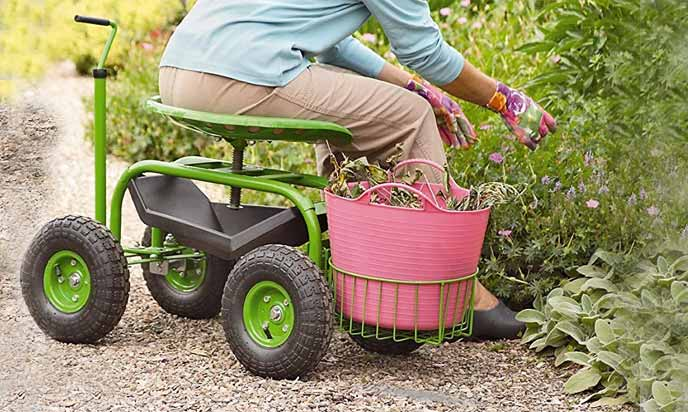 Best Garden Scooter