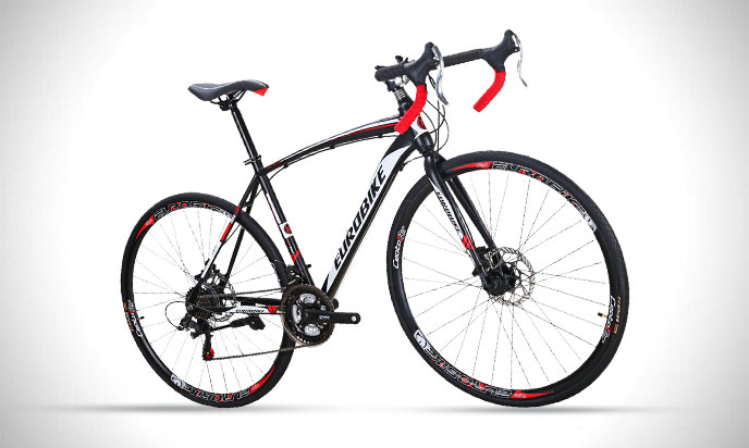 Eurobike Bikes EURXC550 21 Speed Road Bike