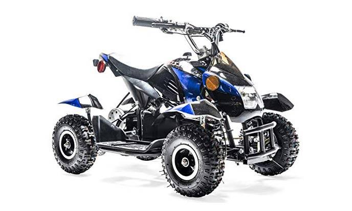 Rosso Motors Kids ATV Kids Quad 4 Wheeler