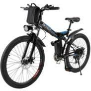 ANCHEER Folding Electric Mountain Bike