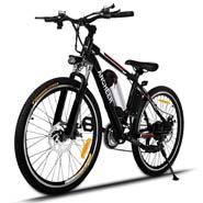 Ancheer Power Plus Electric Mountain Bike