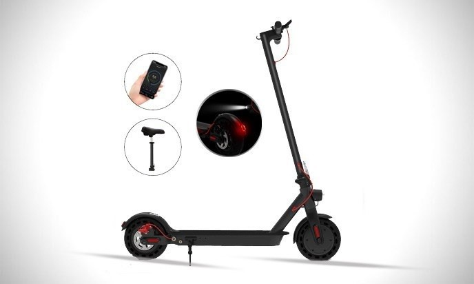 Hiboy S2 Portable Folding Commuting Adults Electric Scoot
