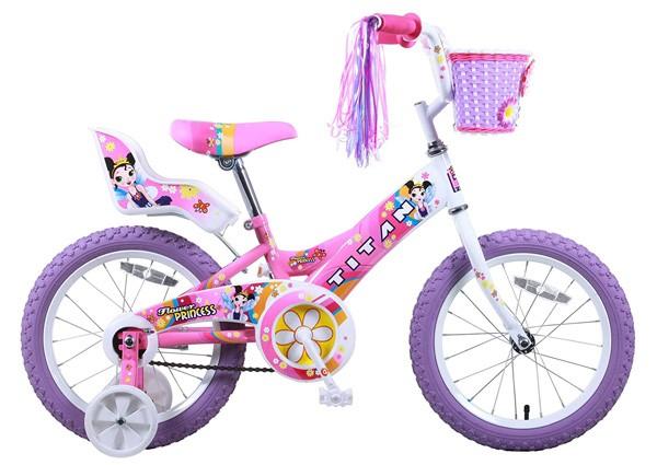Titan-Girl's-Flower-Princess-BMX-Bike