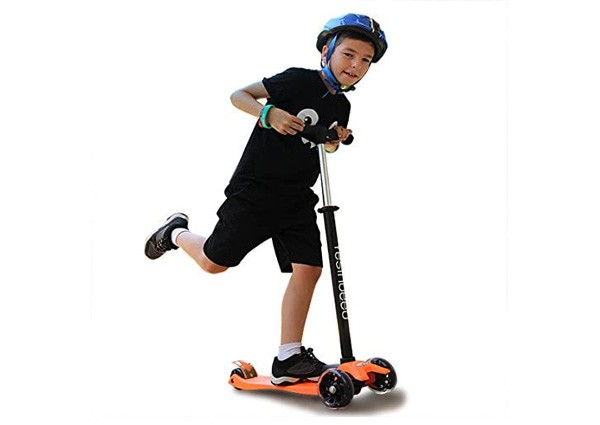 YESINDEED-Kids-Light-Up-Scooter-–-3-Wheel-Scooter-for-Kids