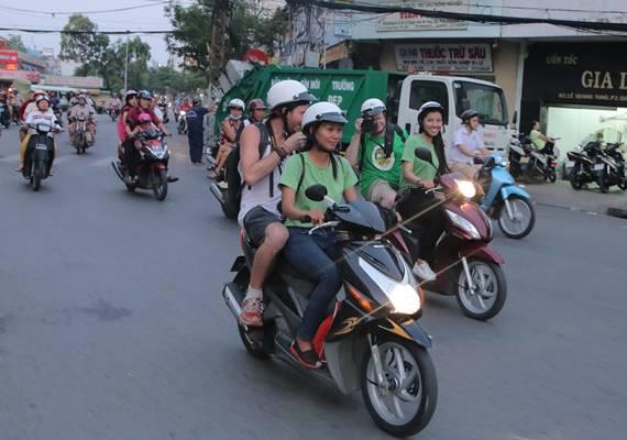 Custom Motorbike Tour in Saigon