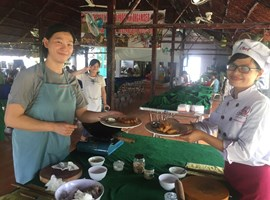 Cu Chi Tunnels Tour & Cooking Class Full Day