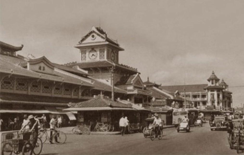 The beauty of Saigon