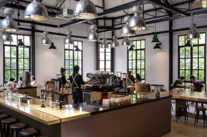 workshop coffee saigon
