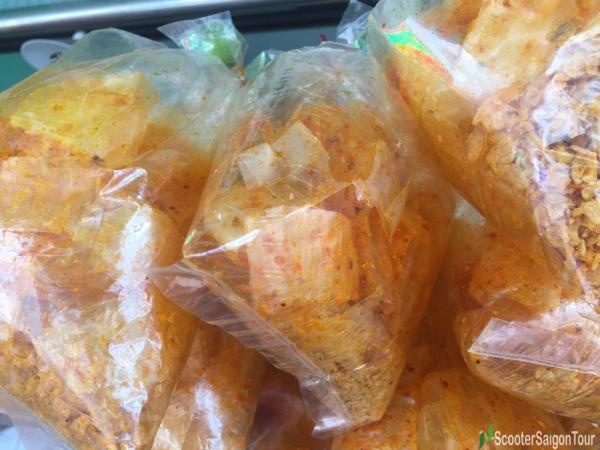 Mixed Rice Paper Salad 6