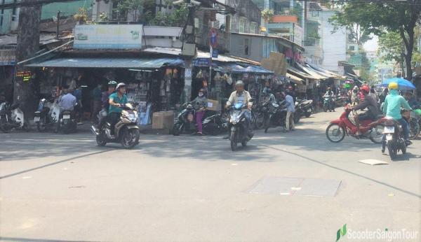 Nhat Tao Electronics Market In Saigon