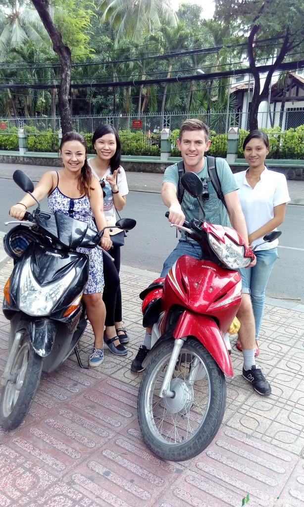 motorbike tour in ho chi minh city 2