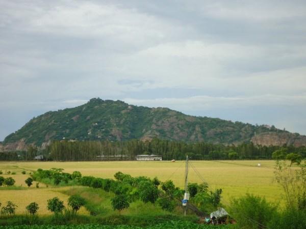 Sam Mountain in Chau Doc