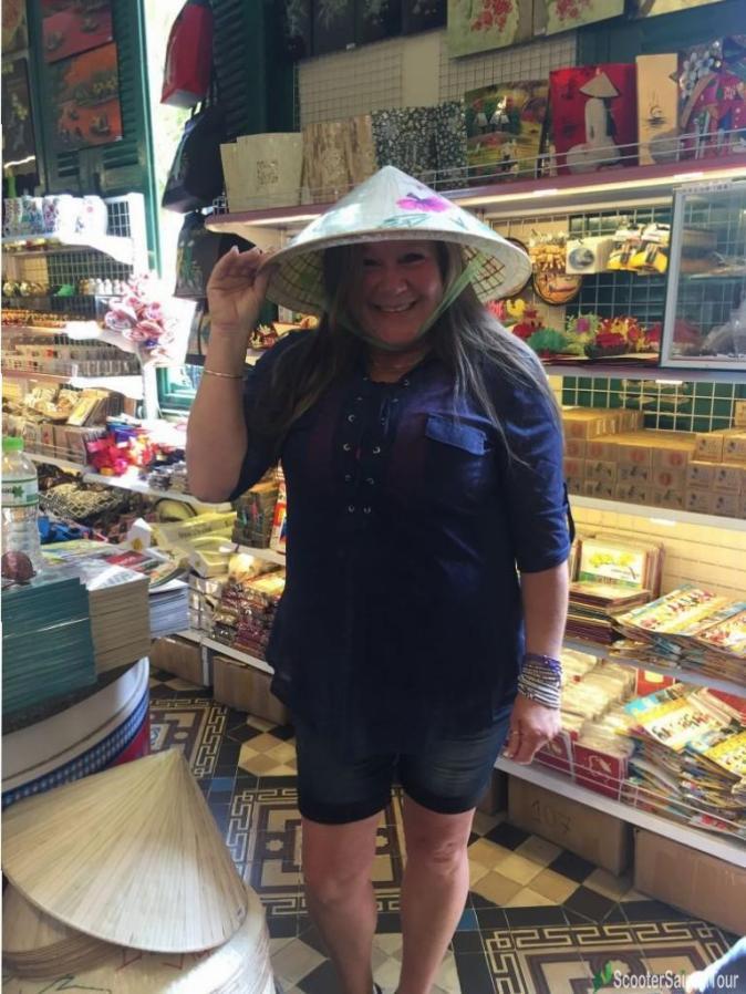 Conical Hat Or Non La In Vietnam (2)