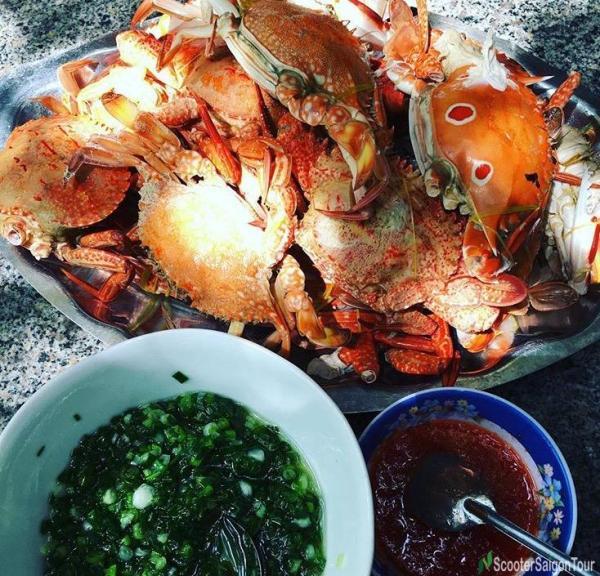 Ocean Crab In Vietnam