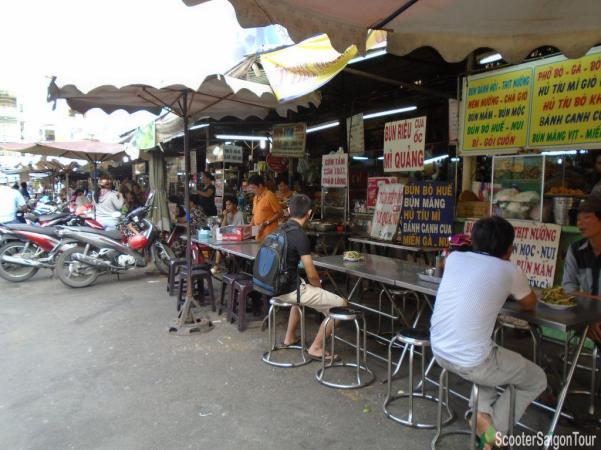 Tan Dinh Market In Saigon Tracy 1