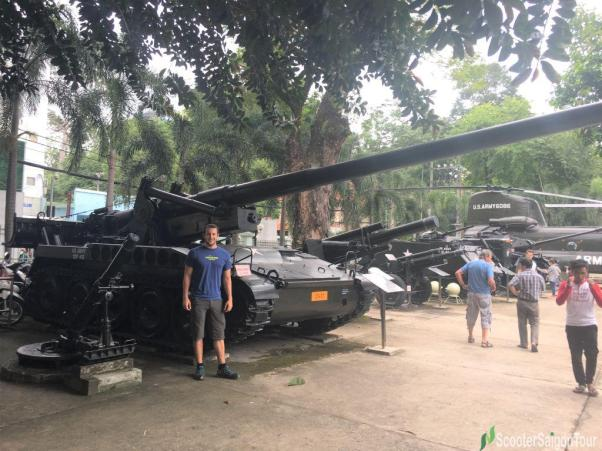 War Remnant Museum In Saigon Tracy