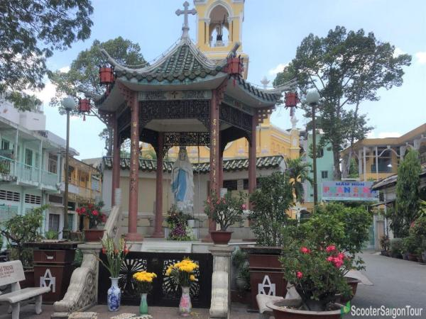 Cha Tam Church In Saigon 3