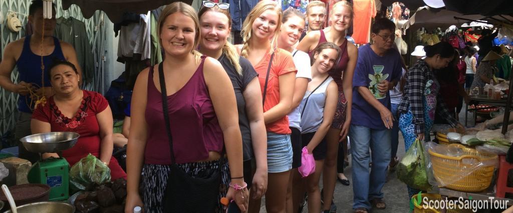 Private Saigon Unseen & Food Walking Tour