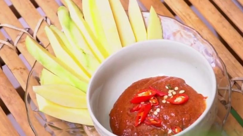 Cha Fermented Shrimp Paste In Tien Giang