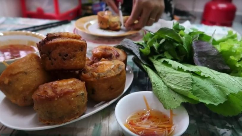 Cong Cake In Mekong Delta - What to eat in Can Tho