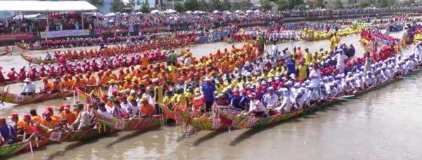 Ok Om Bok Festival in Vietnam
