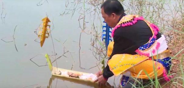Sen Dolta Festival Of Khmer People In South Vietnam
