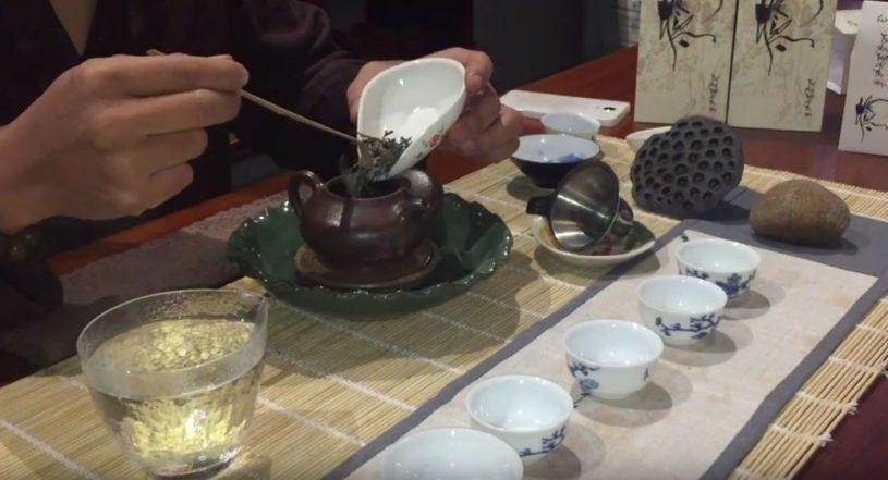 Suoi Giang Shan Tuyet Tea