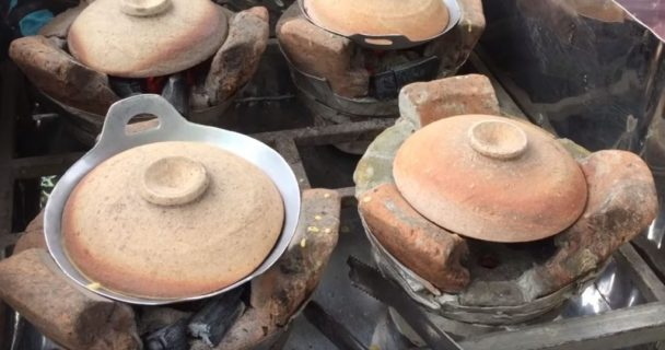 Cakes of Khmer people