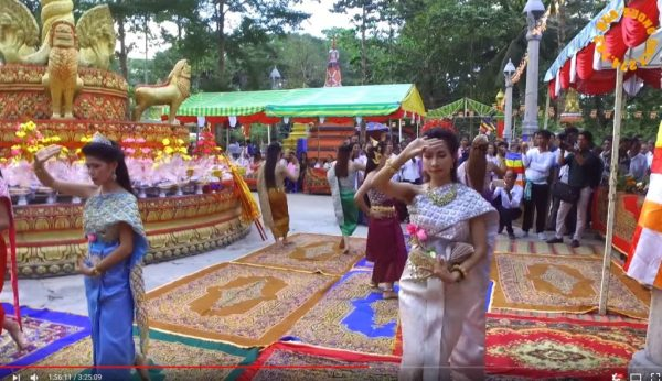 Katina Festival of Khmer people