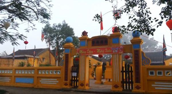Cam Pho Communal House, Hoi An City