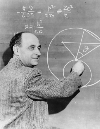 The physicist Enrico Fermi, a master estimator. Use his methods to improve your tech discovery skills.