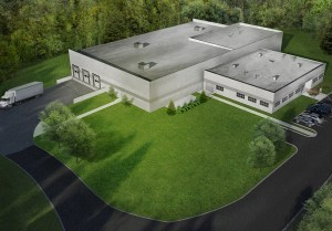 Depalo Bakery warehouse expansion facility designed by SCOPE Architectural Consulting.