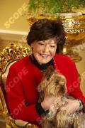 British businesswoman and entrepreneur Hilary Devey - 2011