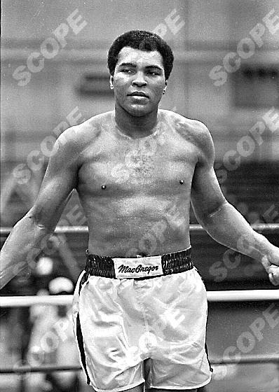 Muhammad Ali - 1980
