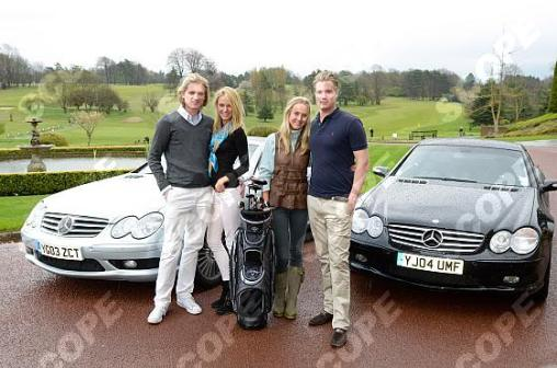 Oracle Cancer Trust Annual Golf Day