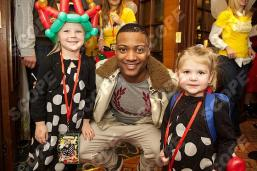 JLS @ Ray of Sunshine Charity