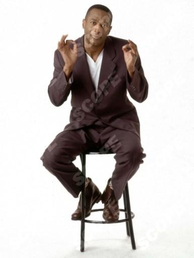 Comedian Felix Dexter
