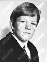 Jim Davidson school boy pictureREF NO : 74018FOR EDITPRIAL USE ONLY